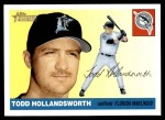 2004 Topps Heritage #236  Todd Hollandsworth  Front Thumbnail