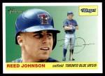 2004 Topps Heritage #215  Reed Johnson  Front Thumbnail