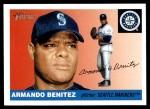 2004 Topps Heritage #248  Armando Benitez  Front Thumbnail