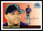 2004 Topps Heritage #256  Shawn Chacon  Front Thumbnail