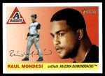 2004 Topps Heritage #271  Raul Mondesi  Front Thumbnail