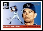 2004 Topps Heritage #333  Benito Santiago  Front Thumbnail