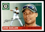 2004 Topps Heritage #278  Jose Guillen  Front Thumbnail