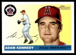 2004 Topps Heritage #288  Adam Kennedy  Front Thumbnail