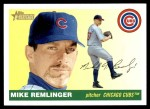 2004 Topps Heritage #324  Mike Remlinger  Front Thumbnail