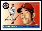 2004 Topps Heritage #270  Ramon Ortiz  Front Thumbnail