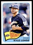 2014 Topps Heritage #25  Kyle Lohse  Front Thumbnail