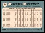 2014 Topps Heritage #33  Michael Cuddyer  Back Thumbnail