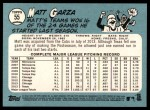 2014 Topps Heritage #55  Matt Garza  Back Thumbnail