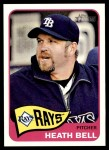 2014 Topps Heritage #71  Heath Bell  Front Thumbnail