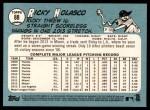 2014 Topps Heritage #88  Ricky Nolasco  Back Thumbnail