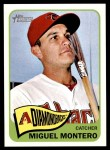 2014 Topps Heritage #109  Miguel Montero  Front Thumbnail