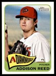 2014 Topps Heritage #114  Addison Reed  Front Thumbnail