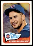 2014 Topps Heritage #118  Justin Ruggiano  Front Thumbnail