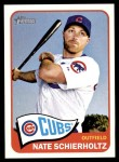 2014 Topps Heritage #125  Nate Schierholtz  Front Thumbnail