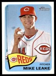 2014 Topps Heritage #128  Mike Leake  Front Thumbnail