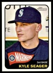 2014 Topps Heritage #157  Kyle Seager  Front Thumbnail