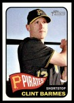 2014 Topps Heritage #159  Clint Barmes  Front Thumbnail