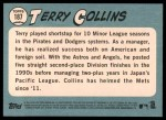 2014 Topps Heritage #187  Terry Collins  Back Thumbnail