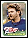 2014 Topps Heritage #228  Mitch Moreland  Front Thumbnail
