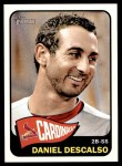 2014 Topps Heritage #233  Daniel Descalso  Front Thumbnail