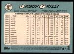 2014 Topps Heritage #267  Jason Grilli  Back Thumbnail