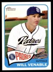 2014 Topps Heritage #277  Will Venable  Front Thumbnail