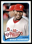 2014 Topps Heritage #280  Ryan Howard  Front Thumbnail