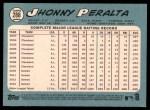 2014 Topps Heritage #288  Jhonny Peralta  Back Thumbnail