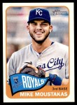 2014 Topps Heritage #299  Mike Moustakas  Front Thumbnail