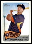 2014 Topps Heritage #321  Jason Castro  Front Thumbnail
