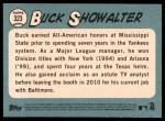 2014 Topps Heritage #323  Buck Showalter  Back Thumbnail