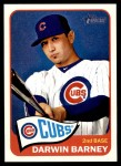 2014 Topps Heritage #364  Darwin Barney  Front Thumbnail