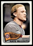 2014 Topps Heritage #385  Nate McLouth  Front Thumbnail