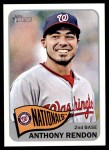 2014 Topps Heritage #465  Anthony Rendon  Front Thumbnail