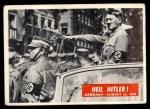 1965 Philadelphia War Bulletin #2   Heil Hitler! Front Thumbnail