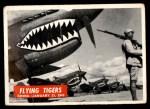 1965 Philadelphia War Bulletin #17   Flying Tigers Front Thumbnail