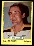 1973 Topps #42  Dallas Smith   Front Thumbnail