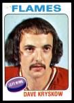 1975 Topps #158  Dave Kryskow   Front Thumbnail