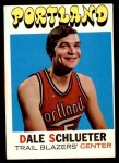 1971 Topps #76  Dale Schlueter   Front Thumbnail
