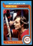 1979 Topps #200  Guy Lafleur  Front Thumbnail