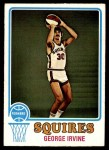 1973 Topps #248  George Irvine  Front Thumbnail