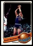 1979 Topps #7  Scott Wedman  Front Thumbnail