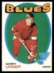 1971 Topps #26  Garry Unger  Front Thumbnail