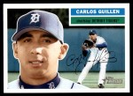 2005 Topps Heritage #59  Carlos Guillen  Front Thumbnail
