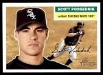 2005 Topps Heritage #84  Scott Podsednik  Front Thumbnail