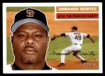 2005 Topps Heritage #104  Armando Benitez  Front Thumbnail