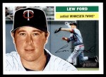 2005 Topps Heritage #184  Lew Ford  Front Thumbnail