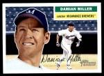 2005 Topps Heritage #47  Damian Miller  Front Thumbnail