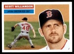 2005 Topps Heritage #68  Scott Williamson  Front Thumbnail